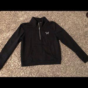 Victoria's Secret PINK sweatshirt.